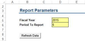 FS Report Parameters