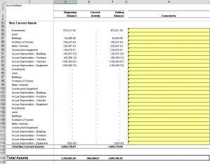GLFSWCNP-Balance Sheet