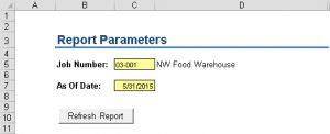 JCCTC-Report Parameters